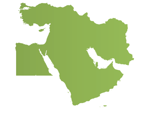 TRICOR Representatives Middle East