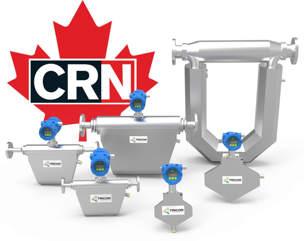 TRICOR CRN Certified Canada
