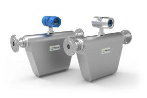 TRICOR® Coriolis Mass Flow Meter TCM 065K Alu + Stainless Steel Electronics