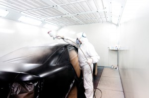 TRICOR Coriolis Applications for Coating, Paints, Sealants in the Automotive Industry